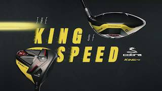 The KING F9 SPEEDBACK Driver