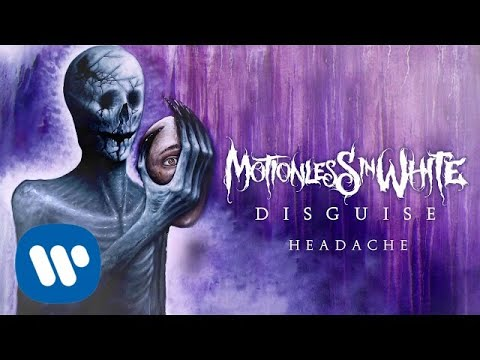 Motionless In White - Headache (Official Audio) - Motionless In White