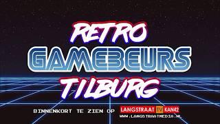 Retro Gamebeurs Tilburg Vol. 5 (2017) - Langstraat TV (Promo)