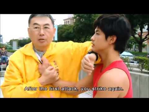 Kungfu Fighting ~ Baji Quan Application
