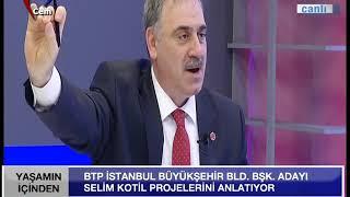 Nilgün Bakkaloğlu Ile Yaşamın İçinden // 24 Mart 2019 // Selim Kotil