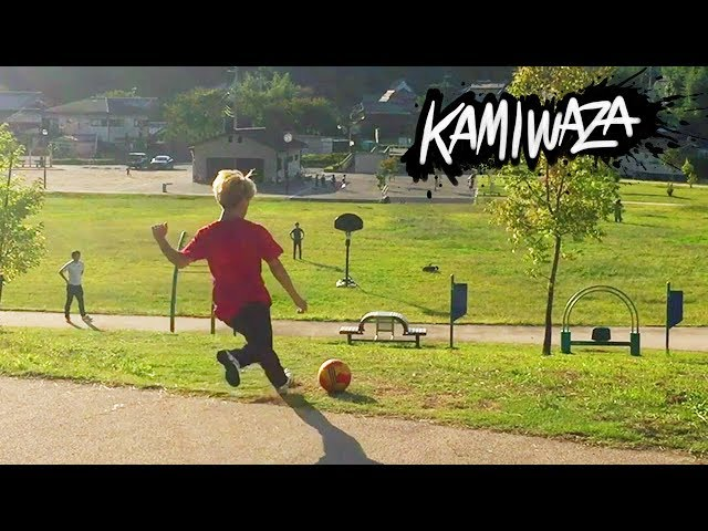 日本語のサッカーのビデオ発音