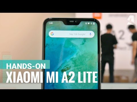 Xiaomi Mi A2 Lite hands-on review