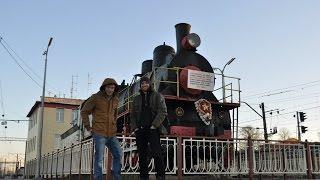 Vlakem do Vladivostoku 2014