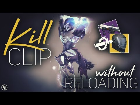 Activating Kill Clip without Reloading | Destiny 2