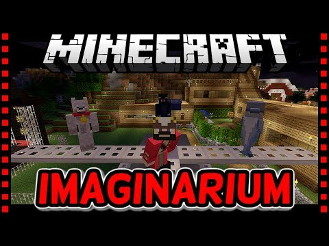 MINECRAFT IMAGINARIUM | Welcome To The Jungle [80] - (Minecraft Console PS4)