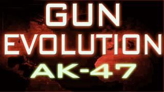 Gun Evolution  AK47  Call Of Duty Gun Evolution