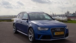 Audi RS4 Avant 2012 review (B8)