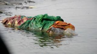 ganges river dead bodies - 1280×720