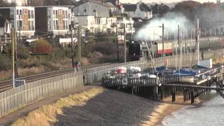 preview picture of video 'Britannia at Leigh-on-Sea (HD)'