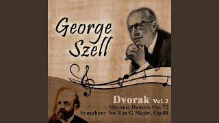 Slavonic Dances, Op. 72: No. 8 In A Flat Major - Sousedská