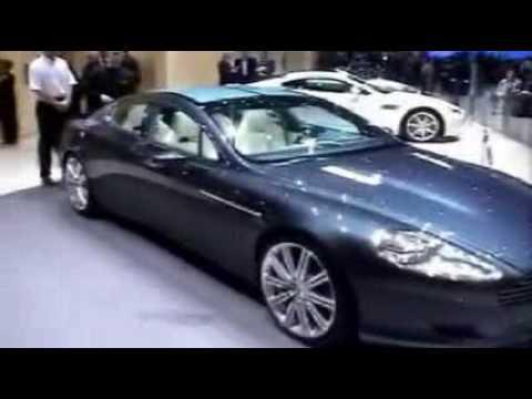 Geneva 2006: Aston Martin Rapide