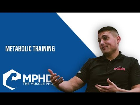 The Muscle PhD Academy Live #023: Metabolic Training