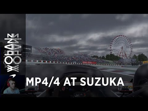 Image: WATCH: McLaren MP4/4 hotlap around Suzuka!