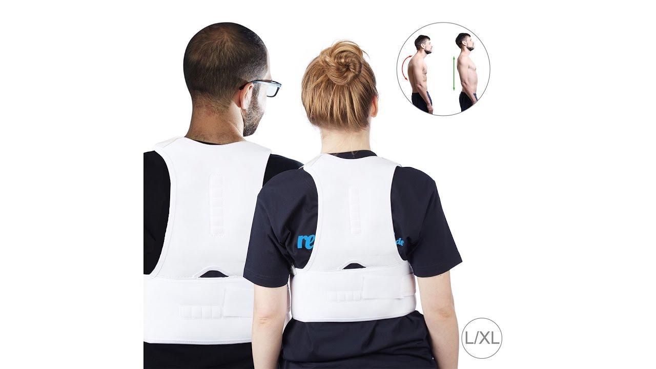 Video von: Haltungskorrektur Rücken weiß