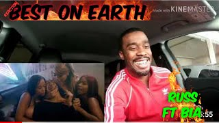 Russ   Best On Earth Feat. BIA (Official Video) The Wait Is Over | Reaction