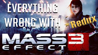 GamingSins: Everything Wrong With Mass Effect 3 (REDUX)
