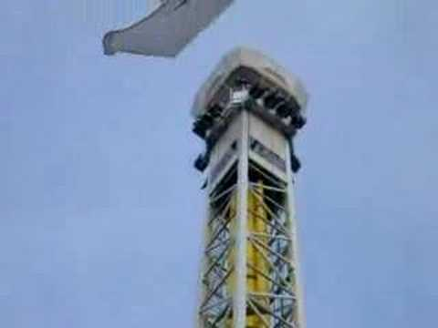 Shot and Drop Tower