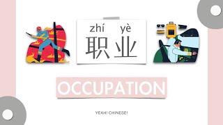 Occupation (in Mandarin Chinese) - 职业 (单词系列 Practical Vocabulary Series)