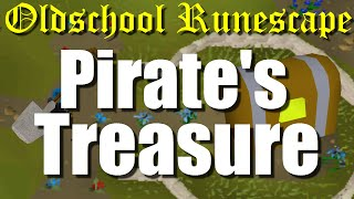 OSRS Pirates Treasure Quest Guide