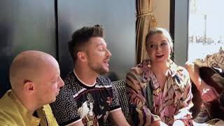 Sergey Lazarev & KEiiNO   Scream (acoustic Version)