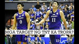 TNT At NLEX, May Discussions Patungkol Kay TROY ROSARIO? PBA Trade Rumor