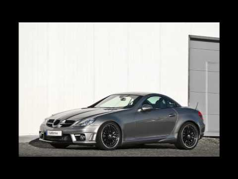 2010 Vath V58 (Mercedes-Benz SLK55 AMG) [1080p]