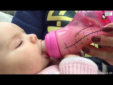 Difrax S-Babyflasche Bewertung Video