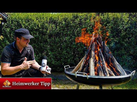 Hitzelack Thermolack aufbringen / Ofenlack einbrennen - so geht's .