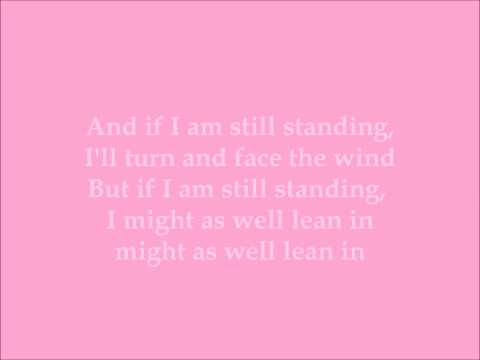 Living With The Ribbon (Lean In) -(Dance Moms) - Lyrics