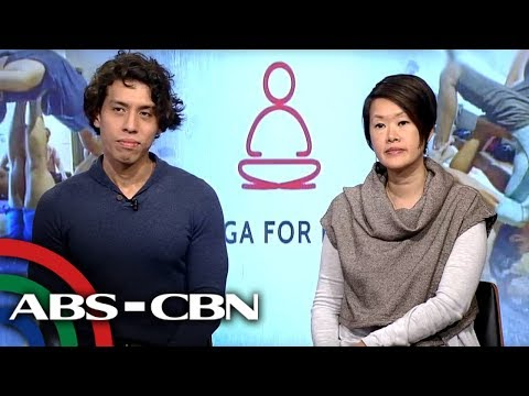 [ABS-CBN]  Talkback: How yoga helps people living with HIV | 30 September 2019