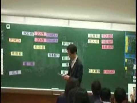 税の啓発活動 租税教室