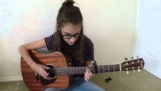 foster the people // fire escape cover by hannah