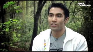 Figuras del Deporte Mexicano - Juan Luis Barrios: Atletismo