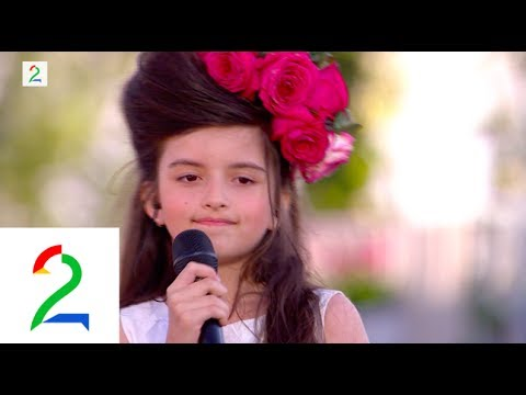 This Gorgeous 6-Year-Old Sings Like a Diva!