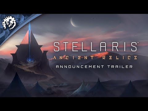 Stellaris: Ancient Relics - Story Pack - Announcement Trailer thumbnail