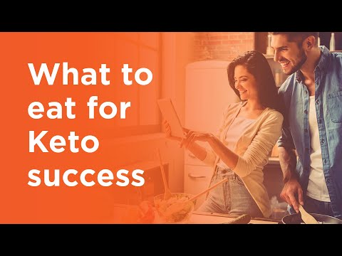Feature Video What to eat for Keto success
