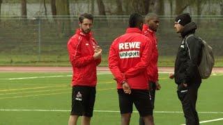 Uth kehrt zur Leihe zum 1. FC Köln zurück