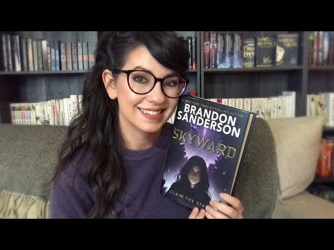 SKYWARD BOOK REVIEW | BRANDON SANDERSON