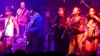 George Clinton & Parliament Funkadelic - One Nation Under A Groove - Electric Ballroom - July 2015