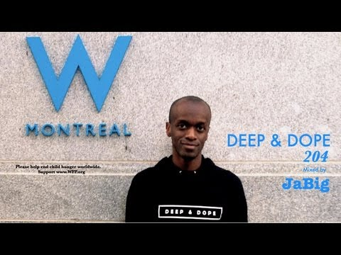 Deep Lounge House DJ Mix by JaBig (DEEP & DOPE 204 Dance Music Playlist)