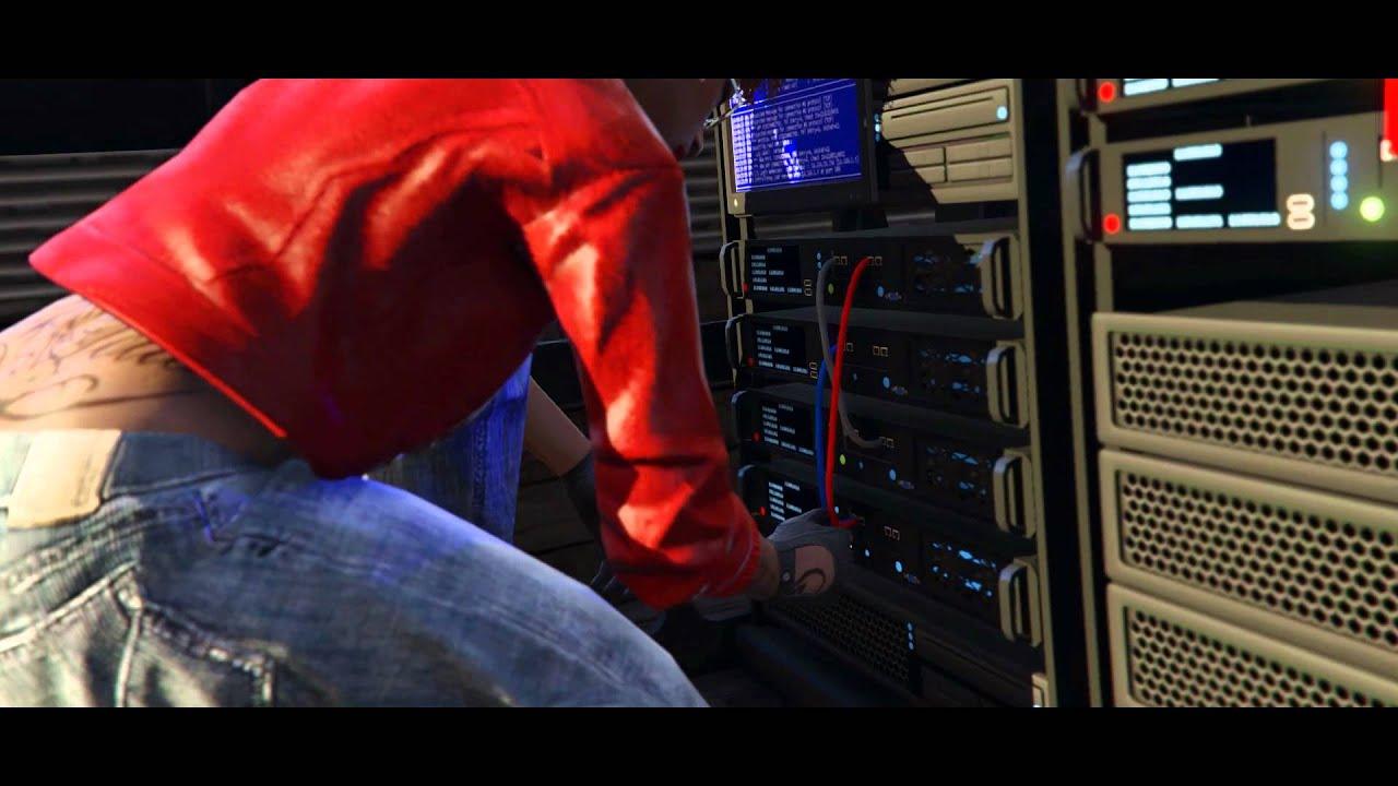 Nouveau mode Grand Theft Auto Online, réalisez des braquages à 4 joueurs