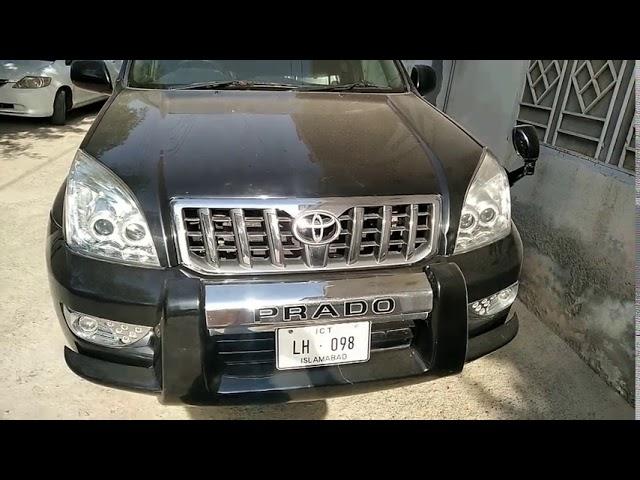 Toyota Prado TX 2.7 2007 for Sale in Rahim Yar Khan