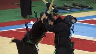 2019 SBS 검도왕대회(SBS KUMDO) 대학부 2회전 유원대 전태훈 VS 용인대 정준호