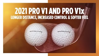 ALL- NEW TITLEIST PRO V1 & PRO V1