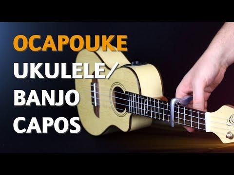 ORTEGA GUITARS | OCAPOUKE UKULELE & BANJO CAPOS