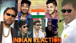 Indian Reaction On Best Of Thug Life Moments In Pakistan Part 3 & 4