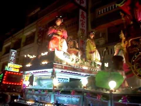 2010年 藝閣 農曆三月十九 北港迎媽祖 - 北港迎媽祖