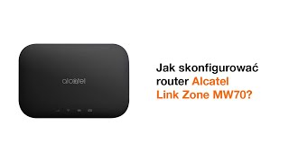 ALCATEL LINK ZONE LTE (mobile Wi-Fi broadband) Unboxing and