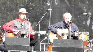 "Doc Watson ""Roll On Buddy"" Hardly Strictly Bluegrass 2010"